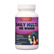 Pharmekal Daily Multi for Women 100 db