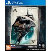 Sony Batman: Return to Arkham [PS4, русские субтитры]