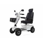 KSP Cosmic - Scooter elettrico da esterno, massimo confort di marcia. 30 km di autonomia, portata di 160 kg.