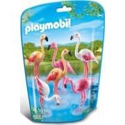 FAMILIE DE FLAMINGO Playmobil