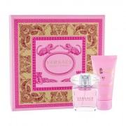 Versace Bright Crystal confezione regalo Eau de Toilette 30 ml + lozione per il corpo 50 ml donna