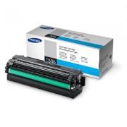 Samsung CLT-C506L Cyan Toner / High Yield (CLT-C506L/ELS)