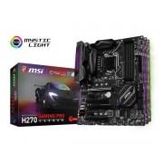 MB, MSI H270 GAMING PRO CARBON /Intel H270/ DDR4/ LGA1151