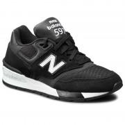 Sneakers NEW BALANCE - ML597AAC Negru