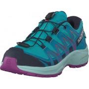 Salomon Xa Pro 3d Cswp J Bluebird/fjordblue/purplecactu, Skor, Sneakers & Sportskor, Löparskor, Blå, Turkos, Barn, 33