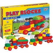 Virgo Toys Play Blocks Highway Vehicle set
