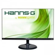 Монитор HANNSPREE HS 246 HFB, LED, 23.6 инча, Ultra- Wide, Full HD, VGA, HDMI, Черен, HSG-MON-HS246HFB