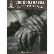 Hal Leonard Joe Bonamassa: Blues Of Desperation