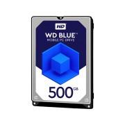 WESTERN DIGITAL Interne harde schijf 500 GB Blue Mobile (WD5000LPCX)