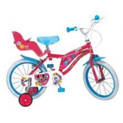 "Bicicleta 14"" Mickey Mouse Club House, Fete"