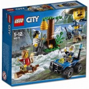 Lego city police fuga in montagna 60171