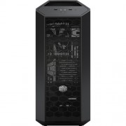 "CARCASA COOLER MASTER. MasterCase Pro 5, window version, mid-tower, ATX, 3* 140mm fan (inclus), I/O panel, black ""MCY-005P-KWN00"""