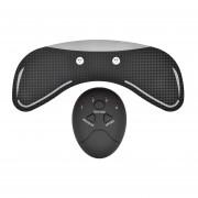 EMS músculo Abdominal ejercicio entrenador inteligente ABS estimulador Fitness gimnasio ABS pegatin