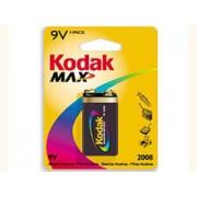 Kodak Max Super Alkaline 9V elem