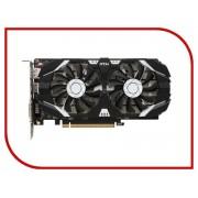 Видеокарта MSI GeForce GTX 1050 Ti 1341Mhz PCI-E 3.0 4096Mb 7008Mhz 128 bit DVI HDMI HDCP GTX 1050 TI 4GT OC