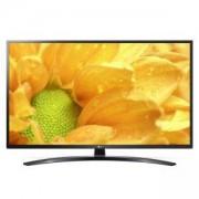 Телевизор LG 55UM7450PLA, 55 инча 4K UltraHD TV, IPS (3840 x 2160), DVB-T2/C/S2, Smart webOS ThinQ AI, 4К Active HDR, DTS Virtual:X