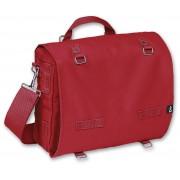 Brandit Canvas L Bolsa Rojo un tamaño