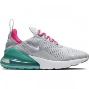 Nike Air Max 270 - sneakers - donna - White/Pink/Green