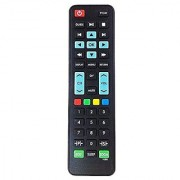 EHOP Compatible Remote Control Videocon SANSUI LED LCD TV (Black) V2BG