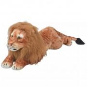 Sonata Плюшена детска играчка-лъв, кафява, XXL