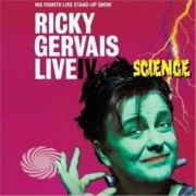 Video Delta Gervais,Ricky - Science-Live Iv - CD