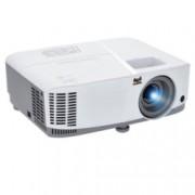 Проектор VIEWSONIC PG603X, DLP, XGA(1024x768), 22000:1, 3600 lm VGA, HDMI, RS232, RCA, USB, LAN, бял