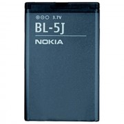 Nokia $$ Batteria Litio Originale Bl-5j No Log Bulk 5228 5230 C3 N900 Lumia 520 530 Asha 200 201 302 X1