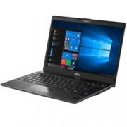 "Лаптоп Fujitsu Lifebook U938 Black (U9380M171BRO), четириядрен Kaby Lake R Intel Core i7-8650U 1.9/4.2 GHz, 13.3"" (33.78 cm) Full HD (1920 х 1080p) IPS Anti-Glare Display (HDMI), 12GB DDR4, 512GB SSD M.2 SATA, 1x USB 3.0 Type-C, Windows 10, 0.9 kg"