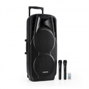 Vonyx SPX-PA9210, sound система 2x10'' USB, SD/MMC bluetooth зарядно 4 – 6h (Sky-170.082)