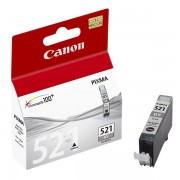CANON CLI-521GY Grey InkJet Cartridge (BS2937B001AA)