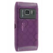 TPU Gel Case for Nokia N8 - Nokia Soft Cover (Purple)