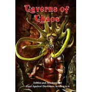 Caverns of Chaos: Tables and Missions for Four Against Darkness, Levels 3 to 6, Paperback/Andrea Sfiligoi