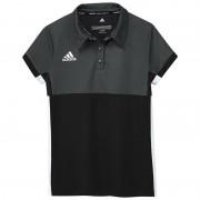 Adidas T16 Climacool Polo Jeugd Meisjes Black DISCOUNT DEALS