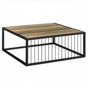 [en.casa] Konferenčný stolík AANT-0319 - MDF, imitácia dreva