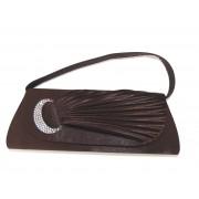Dark Brown Evening Bag