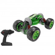 Gear2Play Radio-Controlled Stunt Car Viper Green TR41500