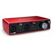 Interfata audio Focusrite Scarlett 4i4 3rd Gen