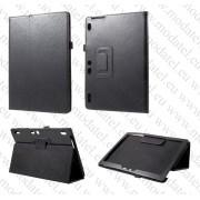 "Lenovo Tab 3 10"" Plus TB3-X70F (кожен калъф) 'Business style'"