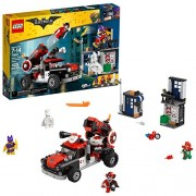 LEGO Batman Movie Harley Quinn Cannonball Attack 70921 Building Kit (425 Piece)