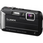 Panasonic Digitalkamera Panasonic DMC-FT30EG-K 16.1 MPix 4 x Svart