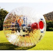Ganesh Sky Balloon 12 x 12 feet PVC Inflatable Land Zorbing Ball