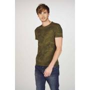 Petrol T-shirt - Groen