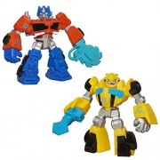 Transformers Rescue Bots Optimus Prime & Bumblebee