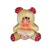 KS Buddies Gift Love Birthday Teddy Bear Soft Toy (YELLOW) 35CM RT5