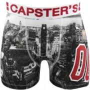 Boxer Capster's Enfant motif Ville N-Y 00