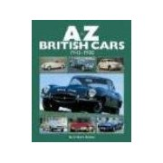 A-Z British Cars 1945-1980 HERRIDGE & SONS LTD Robson Graham