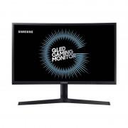 Monitor LED Gaming Curbat Samsung LC24FG73FQUXEN Quantum Dot 23.5 inch 1ms Black
