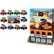 Hot Wheels Monster Trucks Blind Box - 1 Surprise Truck - 4 cm
