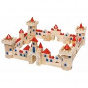 Geen Bouwblokken kasteel in een doosje 145-delig