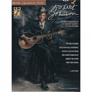 Hal Leonard - Robert Johnson Guitar Signature Licks, DVD